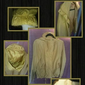 Cathrine Malandrino Hooded Coat